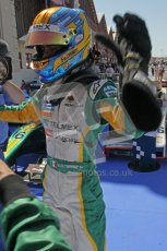 © Octane Photographic Ltd. 2011. European Formula1 GP, Sunday 26th June 2011. GP2 Sunday race. Esteban Gutiérrez - Lotus ART. Digital Ref:  0090CB1D9476