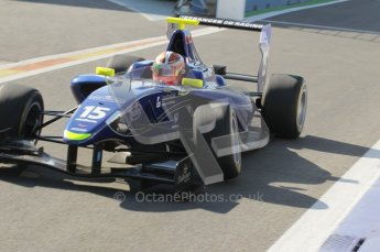 © Octane Photographic Ltd. 2011. European Formula1 GP, Sunday 26th June 2011. GP3 Sunday race. Daniel Morad - Carlin. Digital Ref:  0091CB1D8691