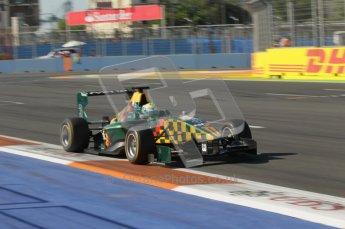 © Octane Photographic Ltd. 2011. European Formula1 GP, Sunday 26th June 2011. GP3 Sunday race. James Calado - Lotus ART. Digital Ref:  0091CB1D8804
