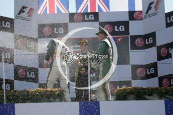 © Octane Photographic Ltd. 2011. European Formula1 GP, Sunday 26th June 2011. GP3 Sunday race. James Calado - Lotus ART. Digital Ref:  0091CB1D8937