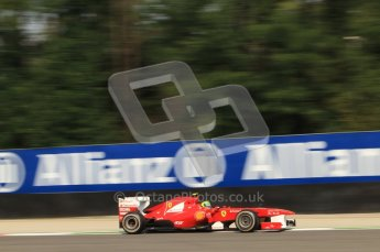 © Octane Photographic Ltd. 2011. Formula 1 World Championship – Italy – Monza – 10th September 2011 - Felipe Massa, Ferrari F150 – Free practice 3 – Digital Ref :  0175CB7D6759