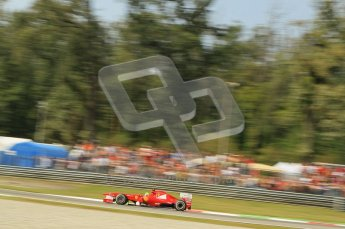 © Octane Photographic Ltd. 2011. Formula 1 World Championship – Italy – Monza – 10th September 2011 – Qualifying – Digital Ref :  0176CB1D3033