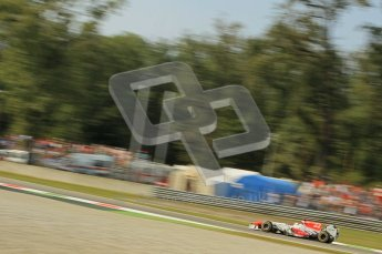 © Octane Photographic Ltd. 2011. Formula 1 World Championship – Italy – Monza – 10th September 2011 – Qualifying – Digital Ref :  0176CB1D3096