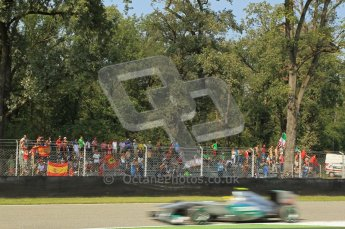 © Octane Photographic Ltd. 2011. Formula 1 World Championship – Italy – Monza – 10th September 2011 – Qualifying – Digital Ref :  0176CB1D3224