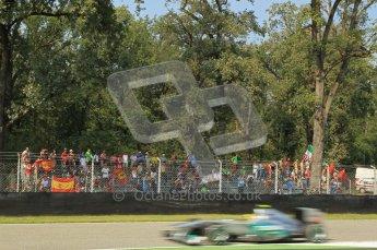 © Octane Photographic Ltd. 2011. Formula 1 World Championship – Italy – Monza – 10th September 2011 – Qualifying – Digital Ref : 0176CB1D3224