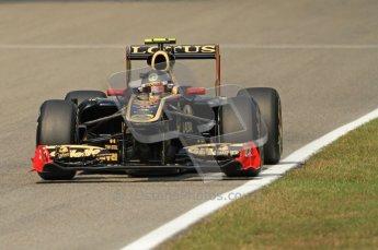 © Octane Photographic Ltd. 2011. Formula 1 World Championship – Italy – Monza – 10th September 2011 – Qualifying – Digital Ref : 0176CB7D6983