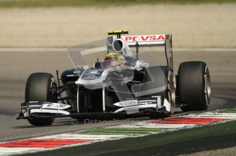 © Octane Photographic Ltd. 2011. Formula 1 World Championship – Italy – Monza – 10th September 2011 – Qualifying – Digital Ref :  0176CB7D7079