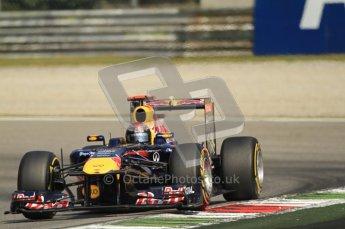 © Octane Photographic Ltd. 2011. Formula 1 World Championship – Italy – Monza – 10th September 2011 – Qualifying – Digital Ref : 0176CB7D7083