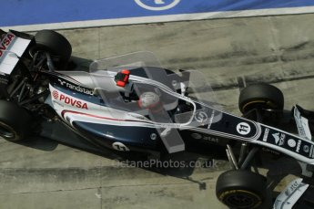 © Octane Photographic Ltd. 2011. Formula 1 World Championship – Italy – Monza – 10th September 2011 – Qualifying – Digital Ref :  0176LW7D6224