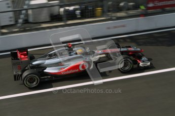 © Octane Photographic Ltd. 2011. Formula 1 World Championship – Italy – Monza – 10th September 2011 – Qualifying – Digital Ref :  0176LW7D6233