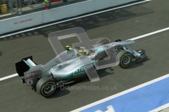 © Octane Photographic Ltd. 2011. Formula 1 World Championship – Italy – Monza – 10th September 2011 – Qualifying – Digital Ref :  0176LW7D6238