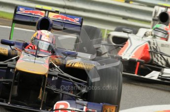 © Octane Photographic Ltd. 2011. Formula One Belgian GP – Spa – Friday 26th August 2011 – Free Practice 2. Digital Reference : 0164CB1D7862