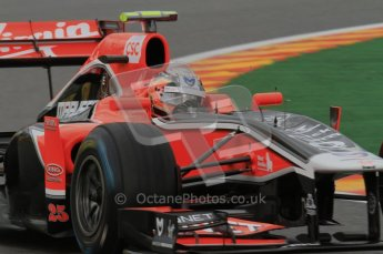 © Octane Photographic Ltd. 2011. Formula One Belgian GP – Spa – Friday 26th August 2011 – Free Practice 2. Digital Reference : 0164LW7D2696