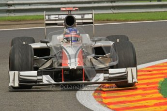 © Octane Photographic Ltd. 2011. Formula One Belgian GP – Spa – Friday 26th August 2011 – Free Practice 2. Digital Reference : 0164LW7D3297
