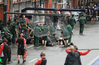 © Octane Photographic Ltd. 2011. Formula One Belgian GP – Spa – Saturday 27th August 2011 – Free Practice 3. Digital Reference : 0165CB1D0820