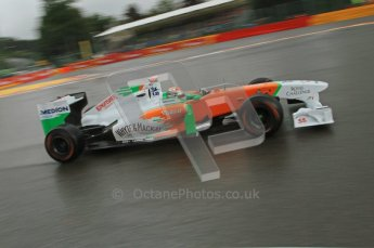 © Octane Photographic Ltd. 2011. Formula One Belgian GP – Spa – Saturday 27th August 2011 – Free Practice 3. Digital Reference : 0165CB1D0084