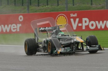 © Octane Photographic Ltd. 2011. Formula One Belgian GP – Spa – Saturday 27th August 2011 – Free Practice 3. Digital Reference : 0165CB1D5233