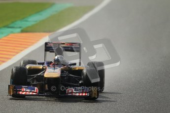 © Octane Photographic Ltd. 2011. Formula One Belgian GP – Spa – Saturday 27th August 2011 – Qualifying. Digital Reference : 0166CB1D0882