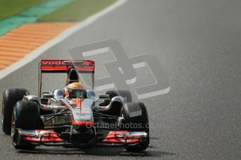© Octane Photographic Ltd. 2011. Formula One Belgian GP – Spa – Saturday 27th August 2011 – Qualifying. Digital Reference : 0166CB1D0932