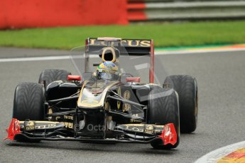 © Octane Photographic Ltd. 2011. Formula One Belgian GP – Spa – Saturday 27th August 2011 – Qualifying. Digital Reference : 0166CB1D1137