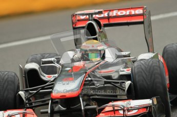 © Octane Photographic Ltd. 2011. Formula One Belgian GP – Spa – Saturday 27th August 2011 – Qualifying. Digital Reference : 0166CB1D1244