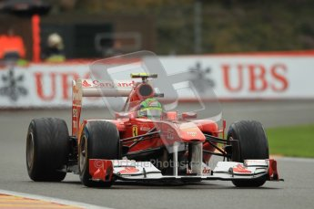 © Octane Photographic Ltd. 2011. Formula One Belgian GP – Spa – Saturday 27th August 2011 – Qualifying. Digital Reference : 0166CB1D1270