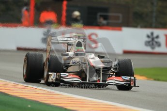 © Octane Photographic Ltd. 2011. Formula One Belgian GP – Spa – Saturday 27th August 2011 – Qualifying. Digital Reference : 0166CB1D1307