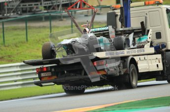 © Octane Photographic Ltd. 2011. Formula One Belgian GP – Spa – Saturday 27th August 2011 – Qualifying. Digital Reference : 0166CB1D1489