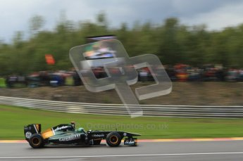 © Octane Photographic Ltd. 2011. Formula One Belgian GP – Spa – Saturday 27th August 2011 – Qualifying. Digital Reference : 0166CB7D0330