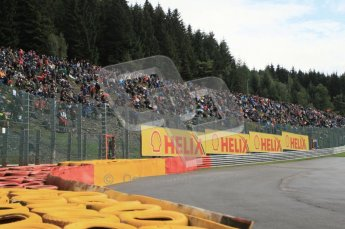 © Octane Photographic Ltd. 2011. Formula One Belgian GP – Spa – Saturday 27th August 2011 – Qualifying. Digital Reference : 0166CB7D0388