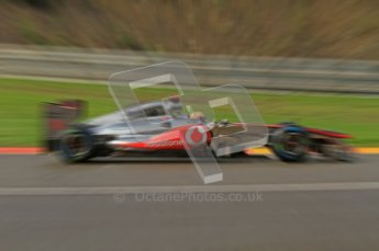 © Octane Photographic Ltd. 2011. Formula One Belgian GP – Spa – Saturday 27th August 2011 – Qualifying. Digital Reference : 0166LW7D5464