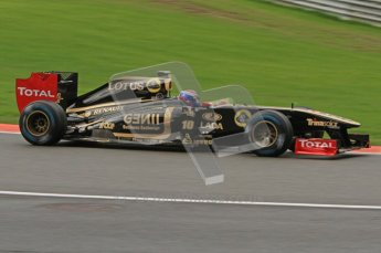 © Octane Photographic Ltd. 2011. Formula One Belgian GP – Spa – Saturday 27th August 2011 – Qualifying. Digital Reference : 0166LW7D5911
