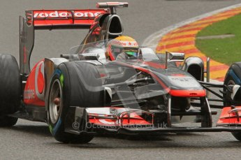 © Octane Photographic Ltd. 2011. Formula One Belgian GP – Spa – Saturday 27th August 2011 – Qualifying. Digital Reference : 0166LW7D6118