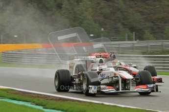 © Octane Photographic Ltd. 2011. Formula One Belgian GP – Spa – Saturday 27th August 2011 – Qualifying. Digital Reference : 0166LW7D6258