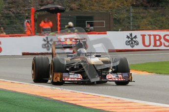 © Octane Photographic Ltd. 2011. Formula One Belgian GP – Spa – Saturday 27th August 2011 – Qualifying. Digital Reference : 0166LW7D6320