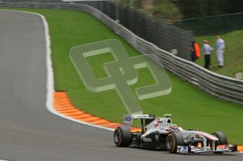 © Octane Photographic Ltd. 2011. Formula One Belgian GP – Spa – Saturday 27th August 2011 – Qualifying. Digital Reference : 0166LW7D6569