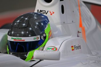 © Octane Photographic 2011. FIA F2 - 16th April 2011 - Qualifying. Ramon Pineiro. Silverstone, UK. Digital Ref. 0050CB1D0049