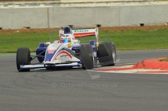 © Octane Photographic 2011. FIA F2 - 16th April 2011, Race 1. Jose Luis Abadin. Silverstone, UK. Digital Ref. CB1D0568