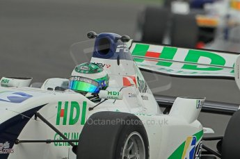 © Octane Photographic 2011. FIA F2 - 16th April 2011, Race 1. Kelvin Snoeks. Silverstone, UK. Digital Ref. 0050CB1D0652