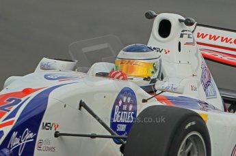 © Octane Photographic 2011. FIA F2 - 16th April 2011, Race 1. James Cole. Silverstone, UK. Digital Ref. 0050CB1D0655