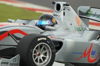 © Octane Photographic 2011. FIA F2 - 16th April 2011, Race 1. Plamen Kralev. Silverstone, UK. Digital Ref. 0050CB1D0670
