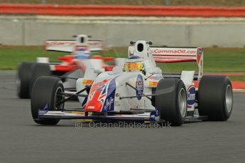 © Octane Photographic 2011. FIA F2 - 16th April 2011, Race 1. James Cole. Silverstone, UK. Digital Ref. 0050CB1D0755