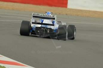 © Octane Photographic 2011. FIA F2 - 16th April 2011, Race 1. Alex Brundle. Silverstone, UK. Digital Ref. 0050CB1D0835