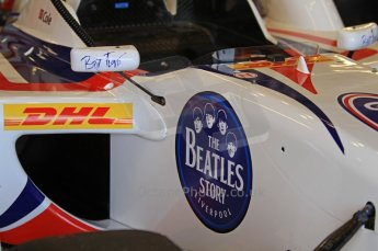© Octane Photographic 2011. FIA F2 - 16th April 2011 - Qualifying. James Cole. Silverstone, UK. Digital Ref. 0050CB7D0011