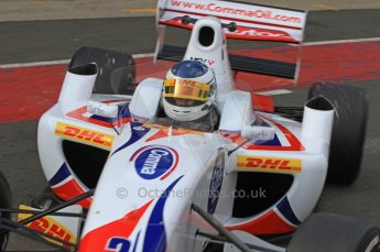 © Octane Photographic 2011. FIA F2 - 16th April 2011 - Qualifying. James Cole. Silverstone, UK. Digital Ref. 0050CB7D0212