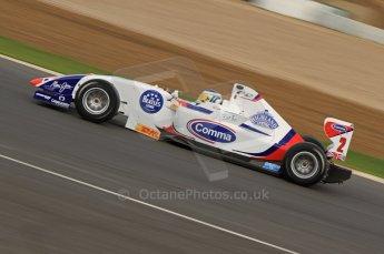 © Octane Photographic 2011. FIA F2 - 16th April 2011 - Race 1. James Cole. Silverstone, UK. Digital Ref. 0050CB7D0684