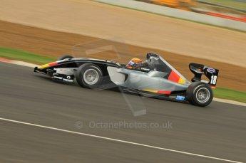 © Octane Photographic 2011. FIA F2 - 16th April 2011, Race 1. Tobias Hegewald. Silverstone, UK. Digital Ref. 0050CB7D0835
