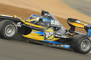 © Octane Photographic 2011. FIA F2 - 16th April 2011, Race 1. Jack Clarke. Silverstone, UK. Digital Ref. 0050CB7D0921