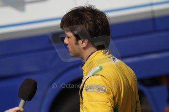 © Octane Photographic 2011 – British Formula 3 - Donington Park. 24th September 2011, Felipe Nasr. Digital Ref : 0182lw7d7860