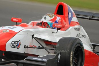 © Octane Photographic Ltd. 2011. Formula Renault 2.0 UK – Snetterton 300, Felix Serralles - Fortec Competition. Saturday 6th August 2011. Digital Ref : 0122CB7D8856